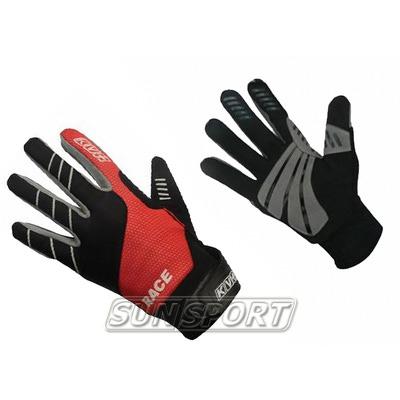 Перчатки KV+ Race WS красн/черный
