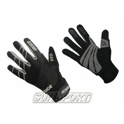 Перчатки KV+ Race WS черный