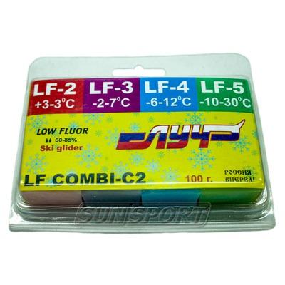 Парафин Луч LF C2 combi 4*25г