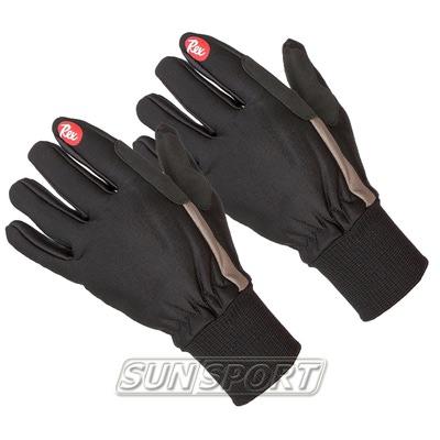 Перчатки REX Marka черный (фото)
