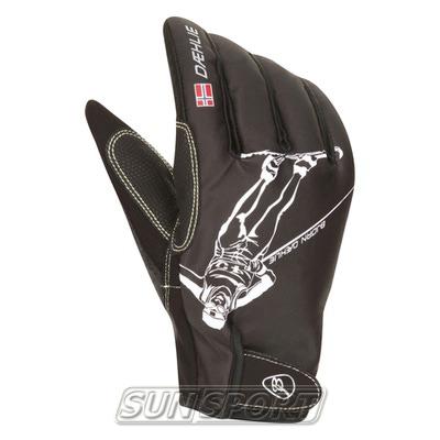 Перчатки BD Glove Challenger черный