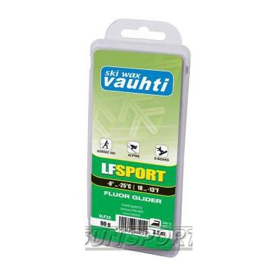 Парафин Vauhti LF Sport (-8-25) green 90г