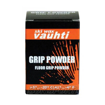 Порошок Vauhti HF Grip Power (+5-20) graphite 30г