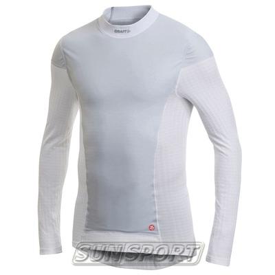 Термобелье Рубашка Craft M Active Extreme WS мужская белый (фото)