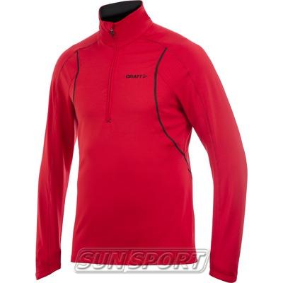 Толстовка Craft M Lightweight Stretch мужская красный