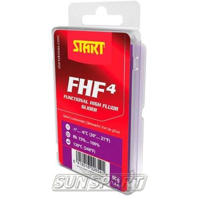 Парафин Start FHF4 (-1-6) violet 60г