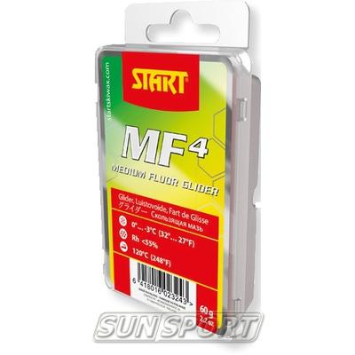 Парафин Start MF4 (0-3) red 60г