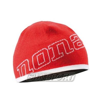 Одежда Зима Noname Шапка Noname Warm Up Cap красный – SunSport