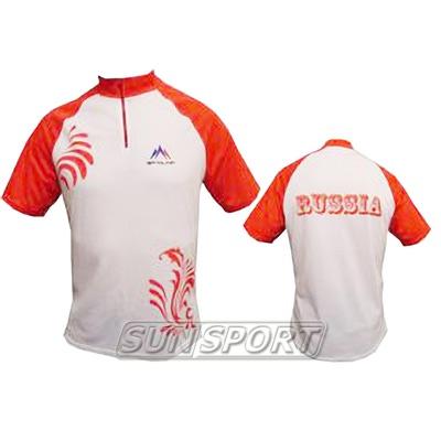 Рубашка SP-OLIMP сетка (корот рукав) (фото)