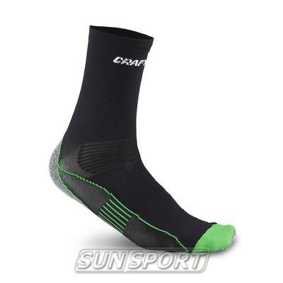 Носки беговые Craft Active Run черный