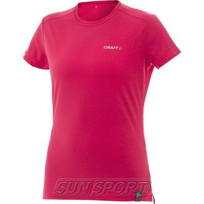 Футболка Craft Active Run Training женская