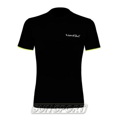 Футболка NordSki Premium Black/Neon