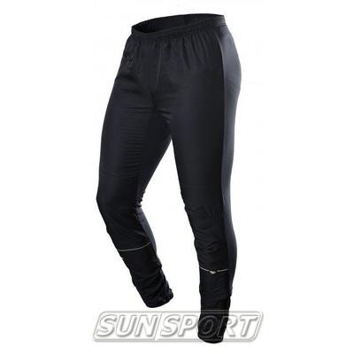 Брюки тренировочные Noname Running pants чёрный (фото)