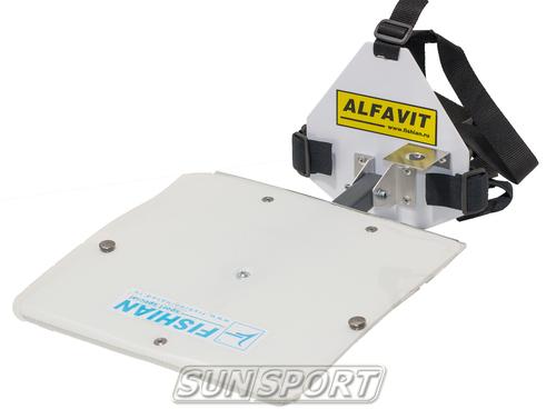 Планшет Fishian Alfavit Pro