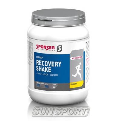Recovery Shake Sponser 900г