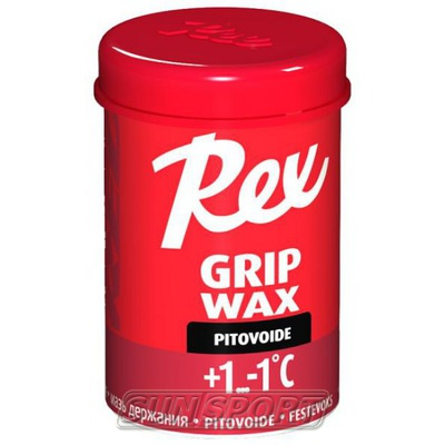 Мазь REX 131 (+1-1) 45г Red