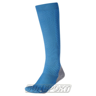 Гетры Asics Compression Support Sock голубой