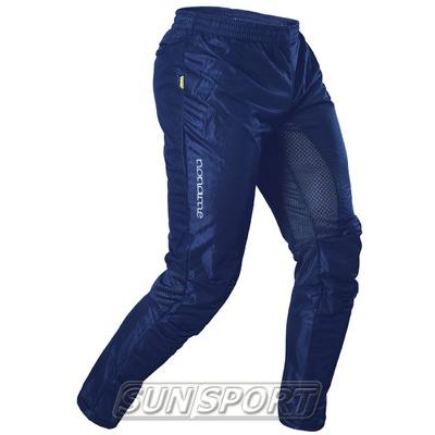 Брюки нейлоновые NONAME Terminator O-pants long,т.синий (фото)