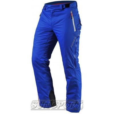 Брюки Noname Trainer горнолыжные синий (фото)