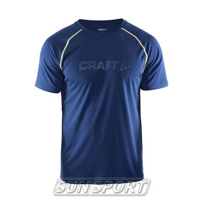 Футболка Craft M Active мужская синий (фото)