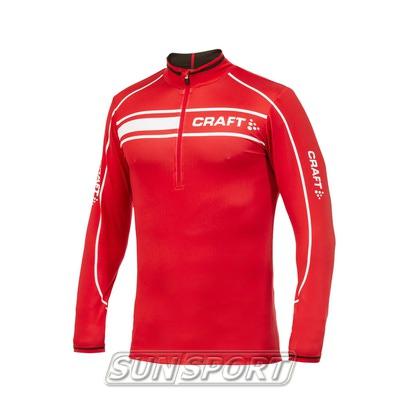 Комбинезон лыжный (Рубашка) Craft Performance XC красный