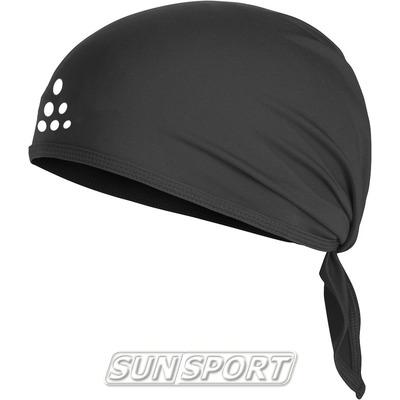 Бандана Craft Pro Cool чёрный
