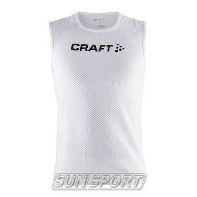 Майка Craft M Pro Cool Superlight мужская белый (фото)