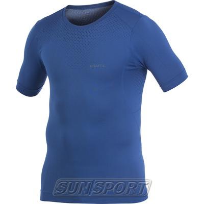 Термобелье Футболка Craft M Pro Cool Seamless мужская синий