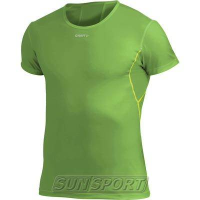 Термобелье Футболка Craft M Pro Cool мужская зелёный