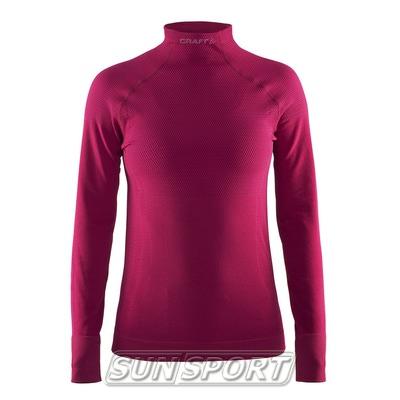 Термобелье Рубашка Craft W Warm женская рубин (фото)