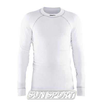 Термобелье Рубашка Craft M Zero мужская белый (фото)