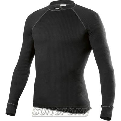 Термобелье Рубашка Craft M Zero мужская чёрный