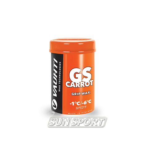 Мазь Vauhti GS Synthetic (-1-6) carrot 45г