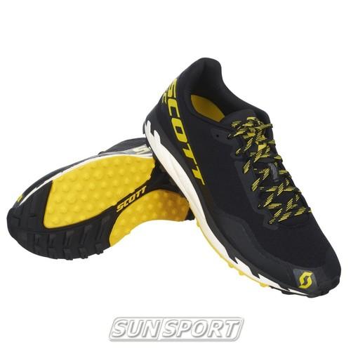 Кроссовки SCOTT Kinabalu RC black/yellow (фото)