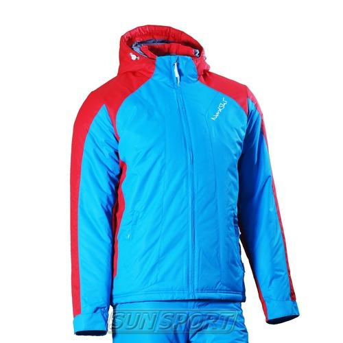 Утепленная куртка M Nordski National Blue (фото)