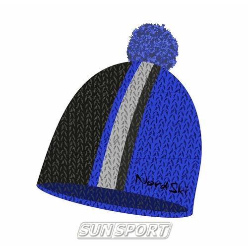 Шапка NordSki Knit Colour B/B (фото)
