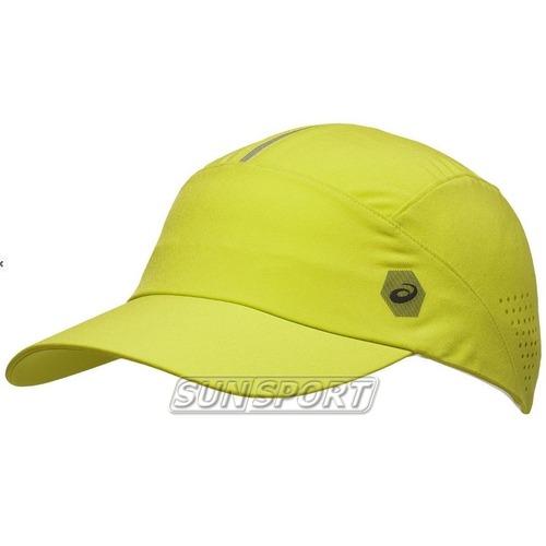 Кепка Asics Running желтый (фото)