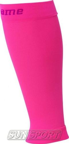 Гетры Noname Compression Calves розовый (фото)