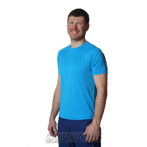 Футболка NordSki M Active мужская Light Blue (фото)