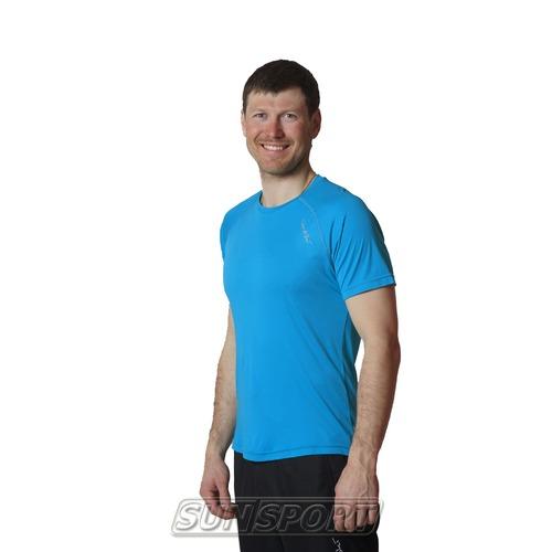 Футболка NordSki M Sport мужская Light Blue