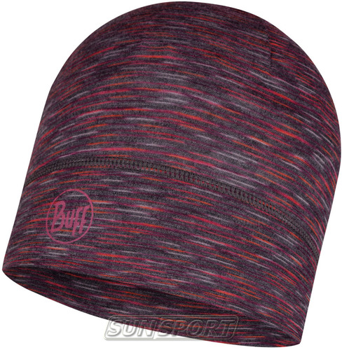Шапка Buff Lightweight Merino Wool Hat Shale (фото)