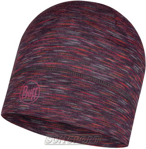 Шапка Buff Lightweight Merino Wool Hat Shale (фото)