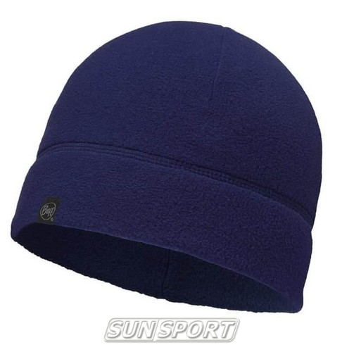 Шапка Buff Polar Hat Solid Solid Navy