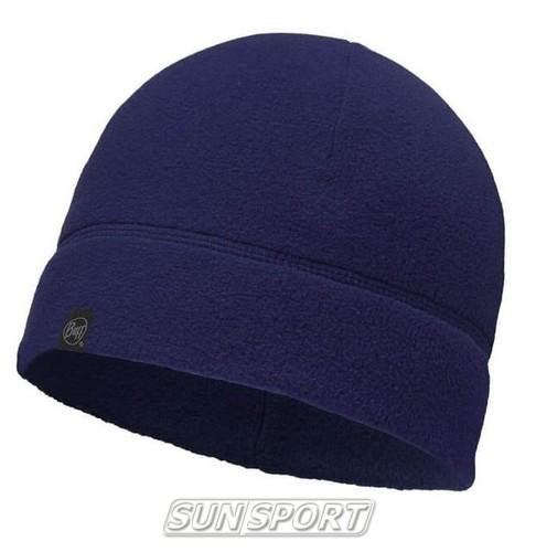 Шапка Buff Polar Hat Solid Solid Navy