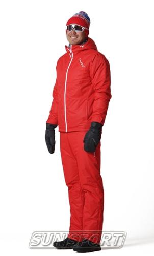 Утепленный костюм NordSki M Active мужской Россия (фото)