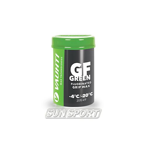 Мазь Vauhti HF GF Fluorinated (-4-20) green 45г