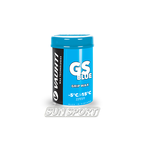 Мазь Vauhti GS Synthetic (-5-15) blue 45г