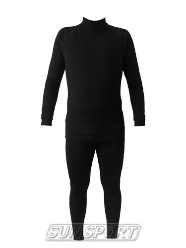 Термобелье Комплект Sport365 черный (фото)