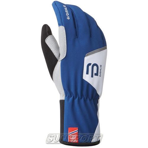 Перчатки BD Glove Track синий (фото)