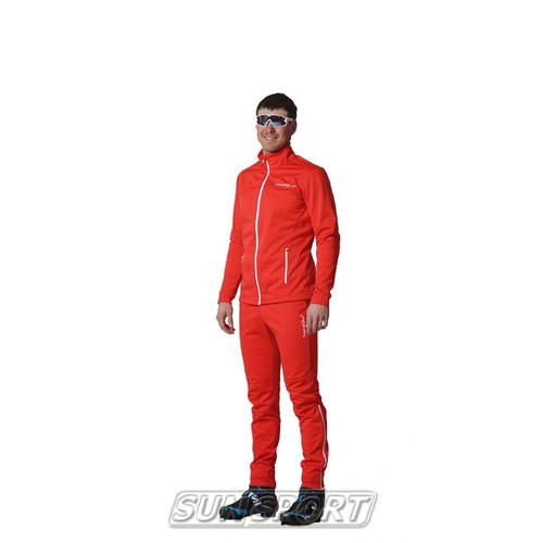 Разминочный костюм NordSki JR Premium SoftShell детский Россия (фото)